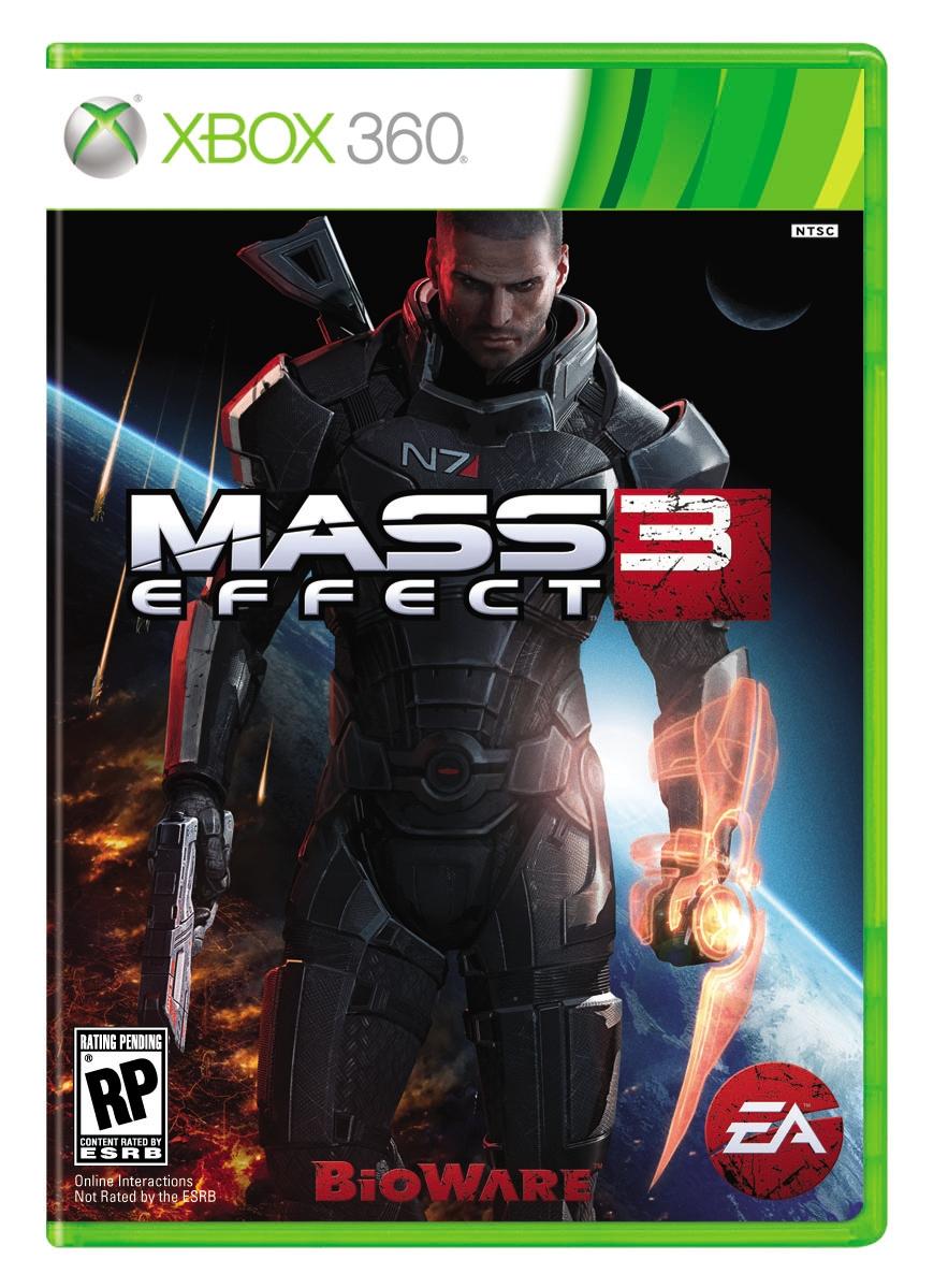 Mass Effect 3 – SPOILER REVIEW